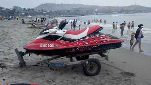 moto acuática - traspaso de negocio