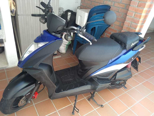 moto agility 125