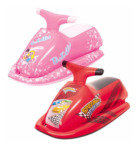 moto agua inflable bestway 41001 pileta playa babymovil