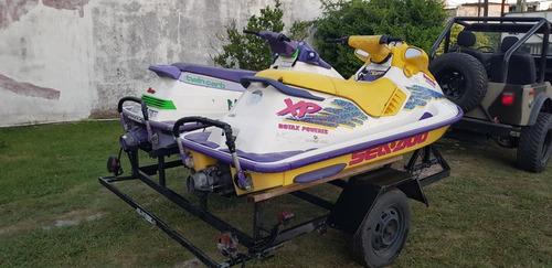 moto agua jet ski