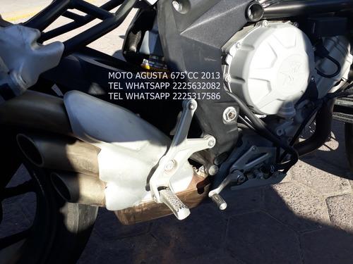 moto agusta 675