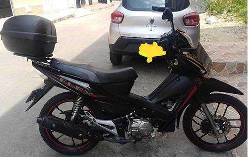 moto akt 125 flex  modelo 2019