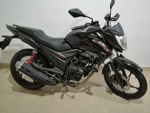 moto akt cr4 125 modelo 2020 nueva