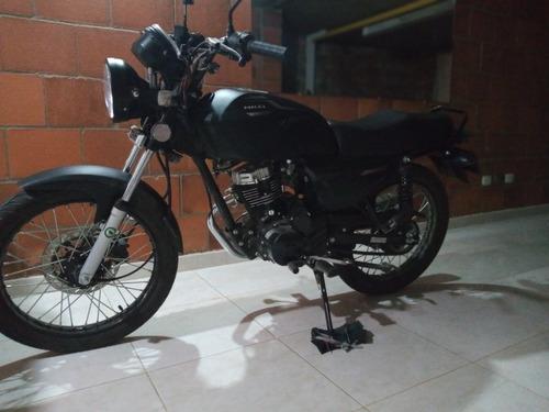 moto akt nkdr 125 modelo 2020 negro mate