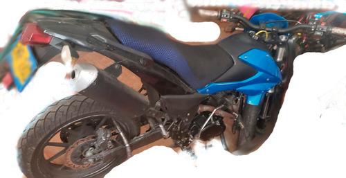 moto akt xm 180 modelo 2014 buen estado