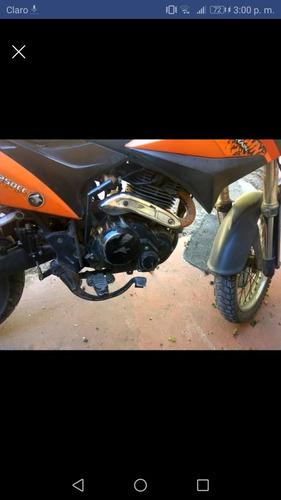moto all terrain 250cc