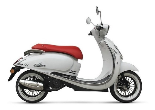 moto alpino scooter 150cc motomel stock disponible