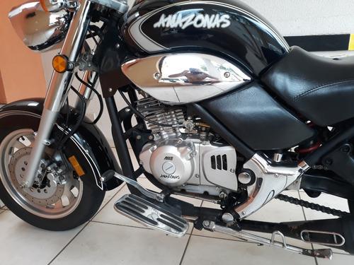 moto amazonas ame 250