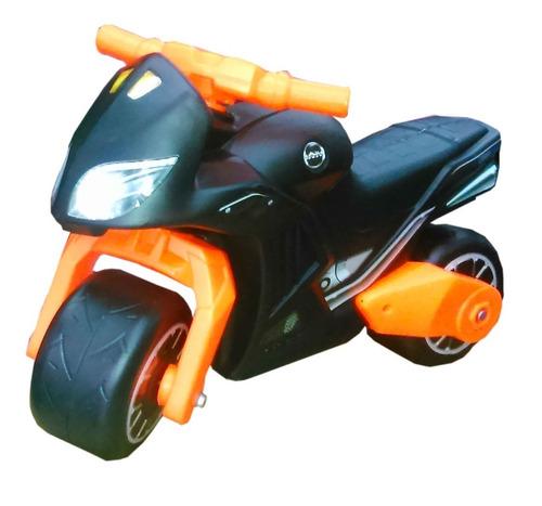 moto andarin vegui ener-g 5.0 cc con direccion, colores niño