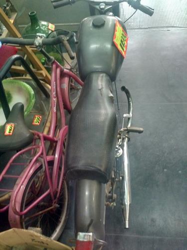 moto antigua alpino 75 sport 1956