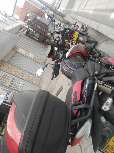 moto apache 160