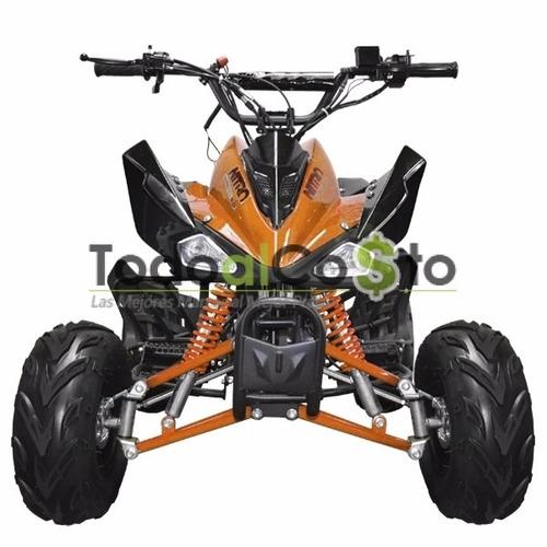moto atv 125cc aro 7 motor 4 tiempo marca nitromotors
