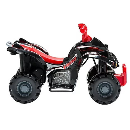 moto atv electrica niños roja scoop 6v 71791 / fernapet