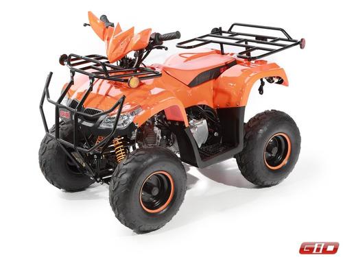 moto atv hummer 125cc  aro 7 a solo $ 411764 + iva