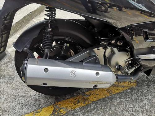 moto automática sym citycom 300  modelo 2014