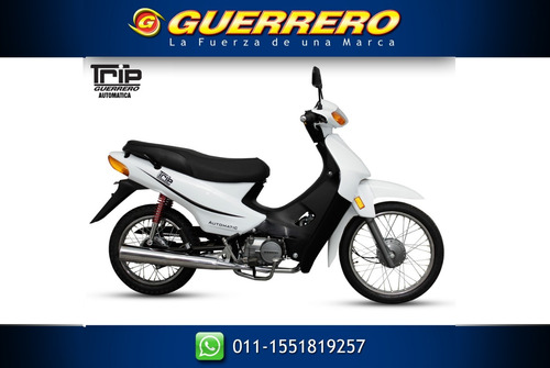 moto automatica trip 110 automatica