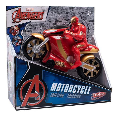 moto avenger 7148 a friccion