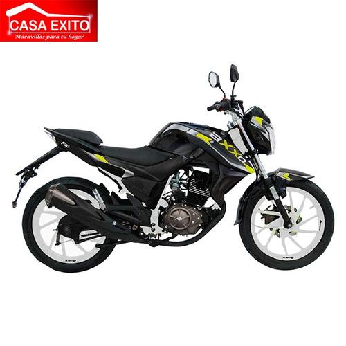 moto axxo f51 año 2019 200cc ne/ro/am
