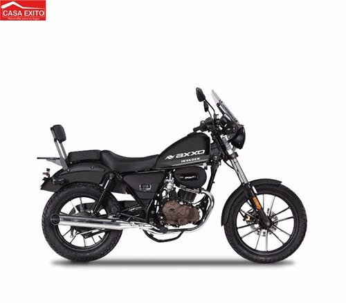 moto axxo invader 200cc año 2017