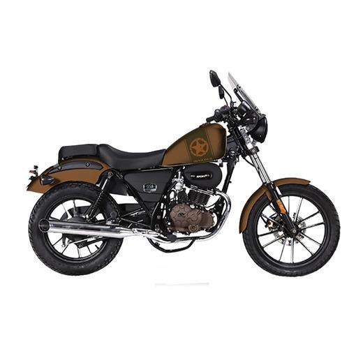 moto axxo invader 200cc año 2019 ne/bl/ca/ve