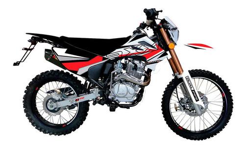 moto axxo trs200 200cc tipo enduro incluye matricula