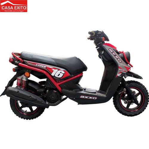 moto axxo viper 150r 150cc año 2020 color ne/ ro/ az
