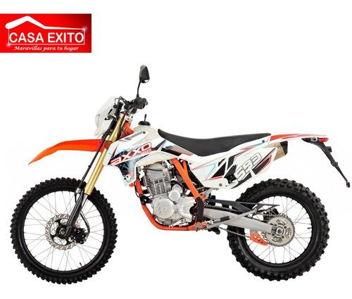 moto axxo zr250 250cc año 2019 color bl
