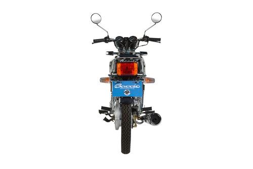moto baccio classic 125  - mercado pago 12 cuotas