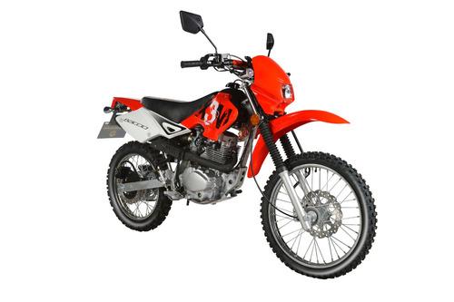 moto baccio x3m