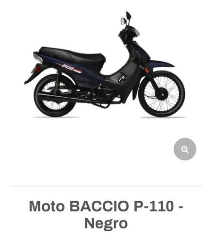 moto bacio 110 0 km