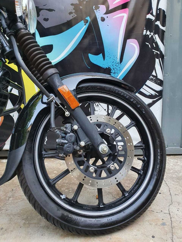 moto bajaj advenger 220 street impecable 2018 ahora 12 y 18