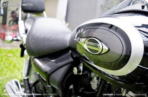 moto bajaj avenger 220 cruise 0km custom 2020