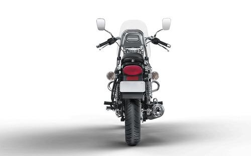moto bajaj avenger 220 cruise 0km modelo nuevo custom