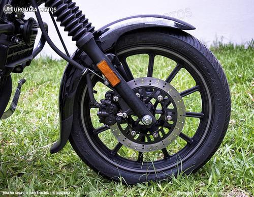moto bajaj avenger 220 street  0km urquiza motos