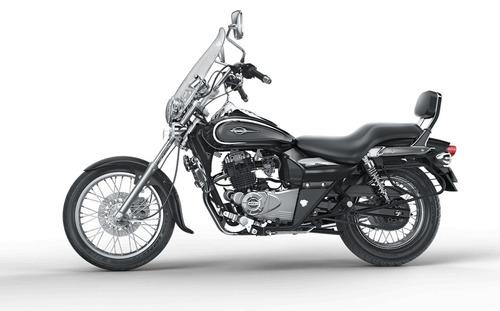 moto bajaj avenger motos