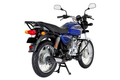 moto bajaj boxer 150 0km street calle nueva urquiza motos