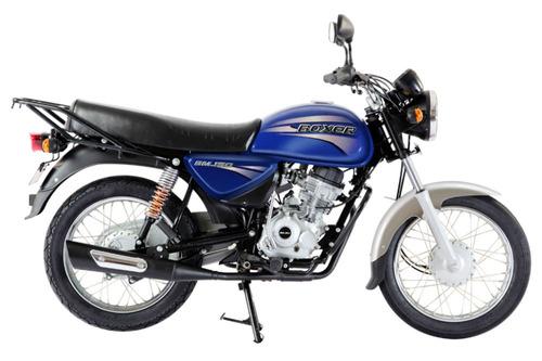 moto bajaj boxer 150 base calle street 0km urquiza motos