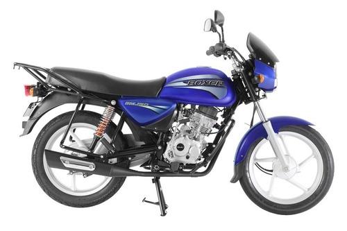 moto bajaj boxer 150 full 18 cuotas de $3874 oeste motos