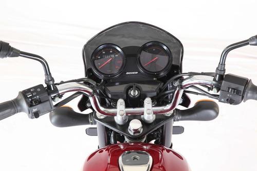moto bajaj boxer 150 full nueva 0km calle  street