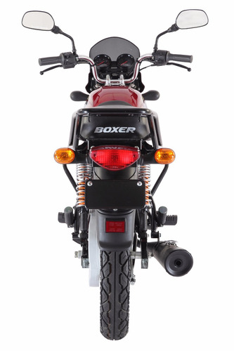 moto bajaj boxer x, 150cc año 2017