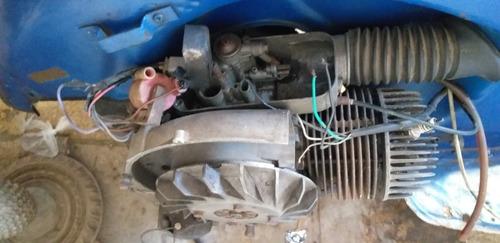 moto bajaj chetak 150cc 1996