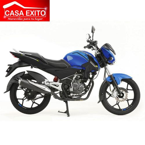moto bajaj discover 125st-r 125cc año 2019 az/ne/ro