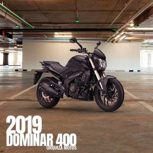 moto bajaj dominar 400 d400 verde nueva urquiza motos 0km