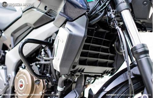 moto bajaj dominar 400 preventa exclusiva urquiza motos 0km