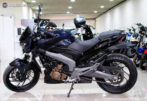 moto bajaj dominar 400 venta exclusiva urquiza motos 0km