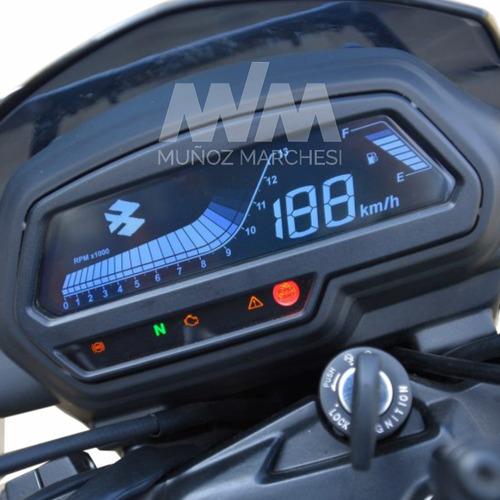 moto bajaj dominar d400 muñoz marchesi motos