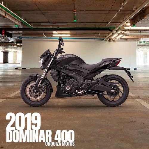 moto bajaj dominar d400 sports 0km urquiza motos negro nuevo