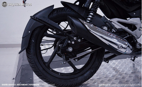 moto bajaj pulsar rouser 135 0km 30 roja urquiza motos