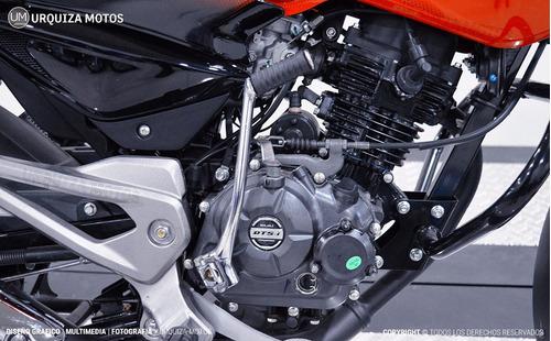 moto bajaj pulsar rouser 135 exclusivo 0km urquiza motos