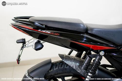 moto bajaj pulsar rouser 135 ls 135 promo 0km urquiza motos